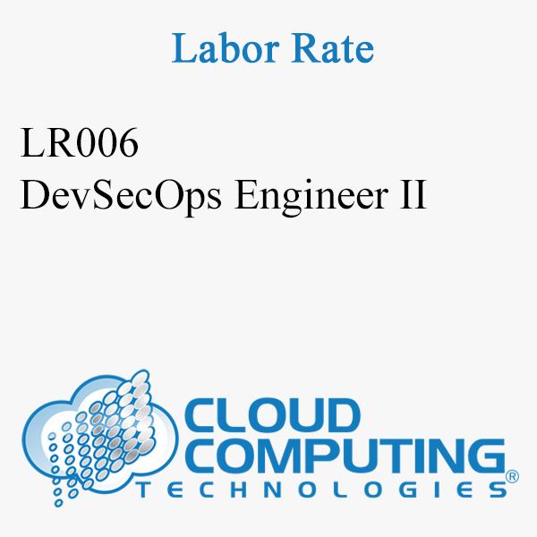 DevSecOps Engineer II