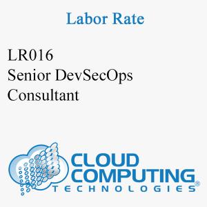 Senior DevSecOps Consultant