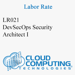 DevSecOps Security Architect I