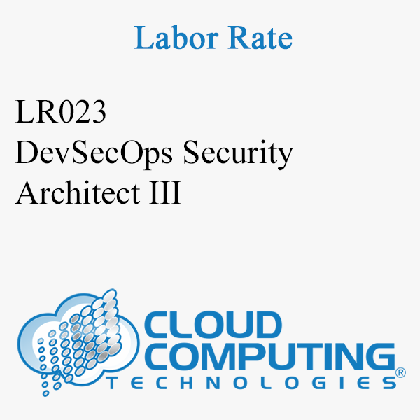 DevSecOps Security Architect III