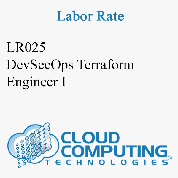 DevSecOps Terraform Engineer I