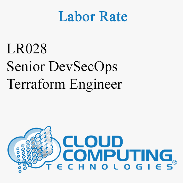 Senior DevSecOps Terraform Engineer