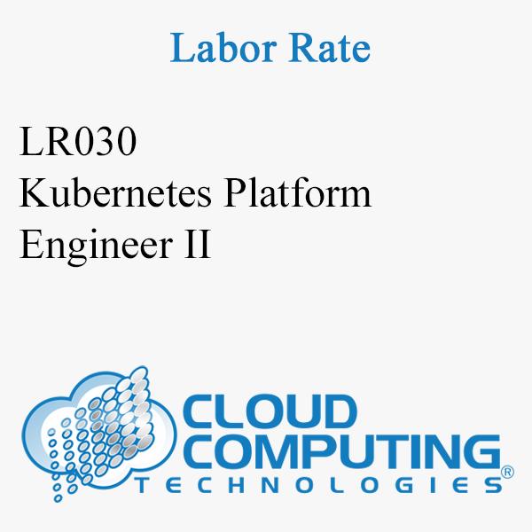 Kubernetes Platform Engineer II