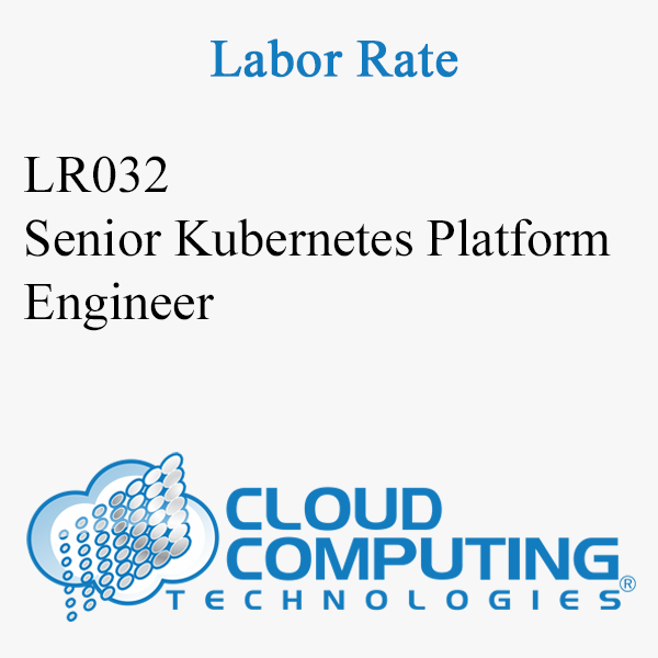 Senior Kubernetes Platform Engineer