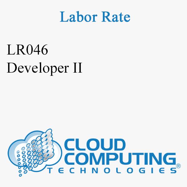 Developer II