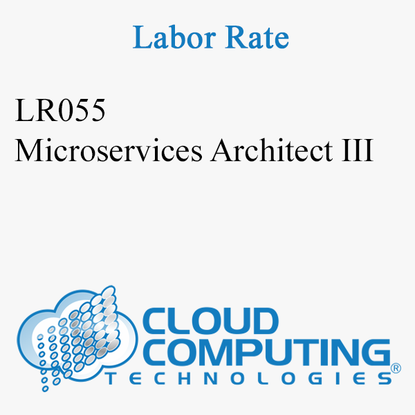 Microservices Architect III