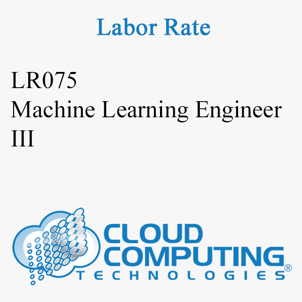 Machine Learning Engineer III