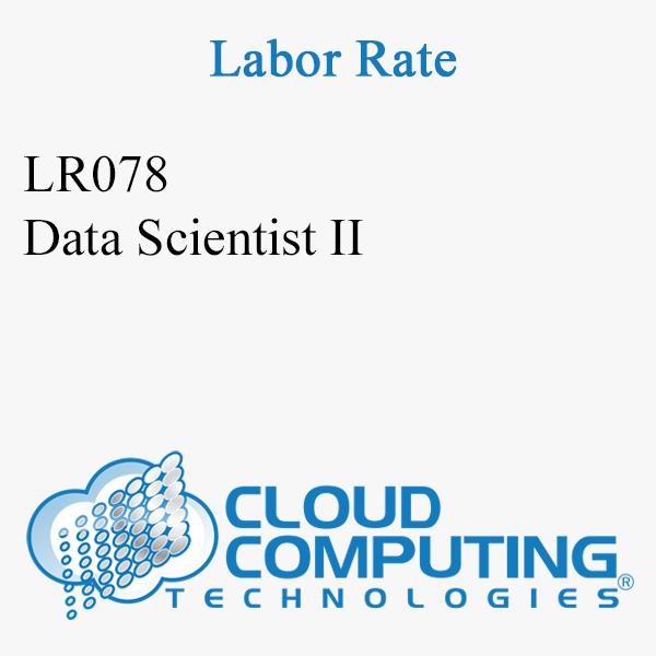 Data Scientist II