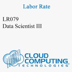 Científico de Datos III