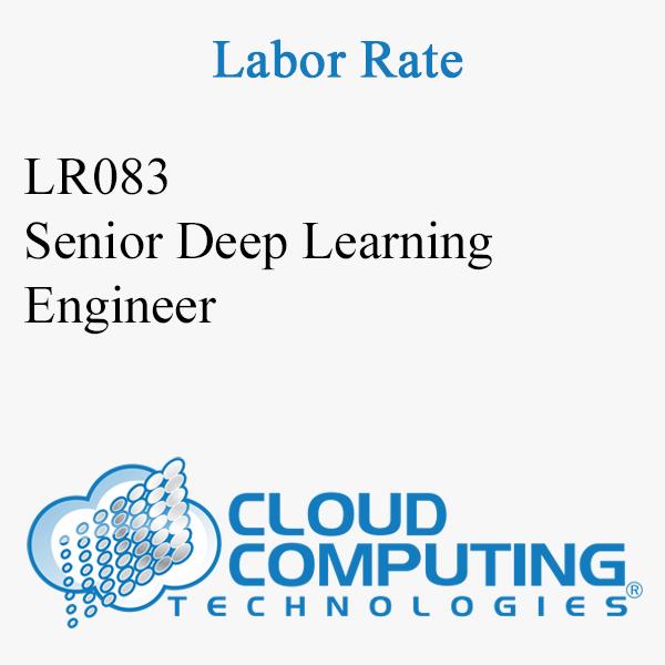 Senior Deep Learning Engineer