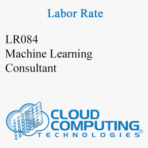 Machine Learning Consultant