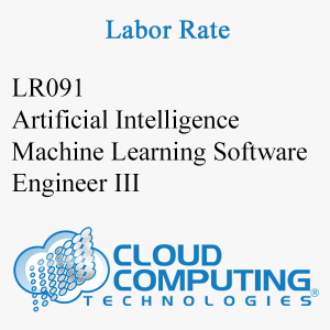 Artificial Intelligence Machine Learning Software Engineer III