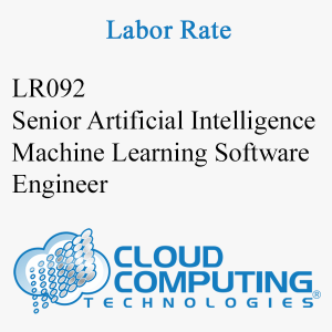 Senior Artificial Intelligence Machine Learning Software Engineer