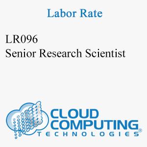 Senior Research Scientist