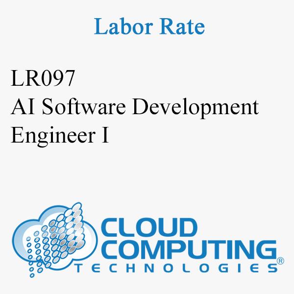 AI Software Development Engineer I