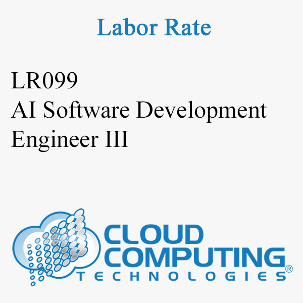 AI Software Development Engineer III