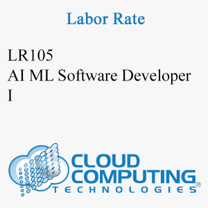 AI ML Software Developer I