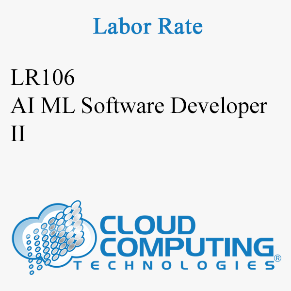 AI ML Software Developer II