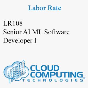 Senior AI ML Software Developer I