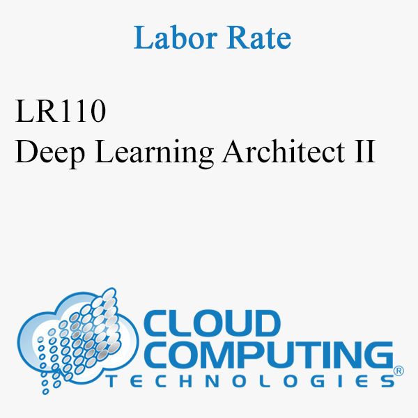 Deep Learning Architect II