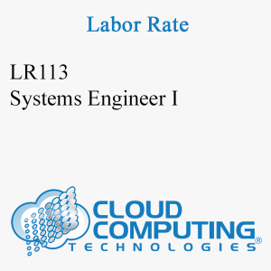 Systems Engineer I