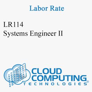 Systems Engineer II