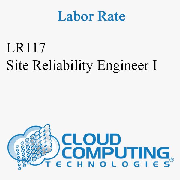 Site Reliability Engineer I