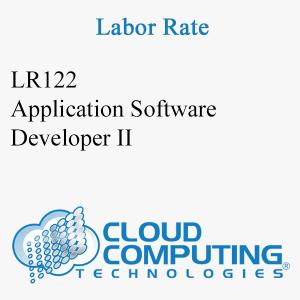 Application Software Developer II