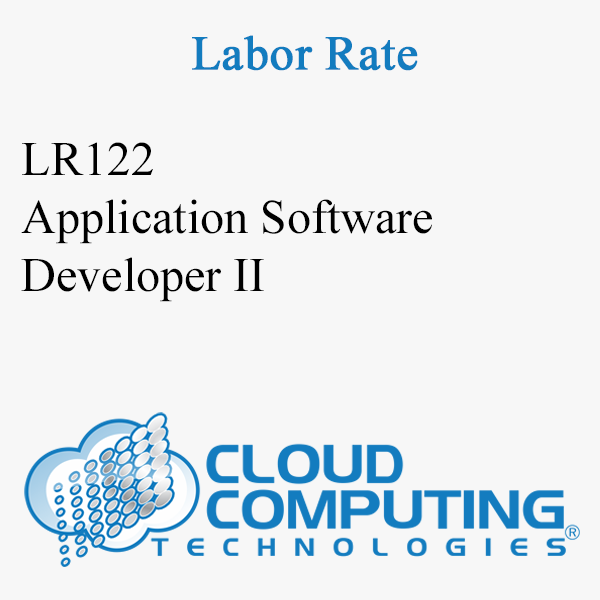 Application Software Developer II