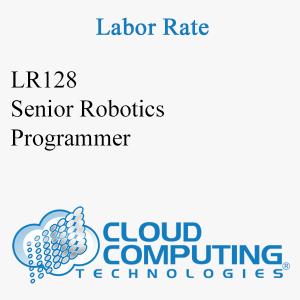 Senior Robotics Programmer
