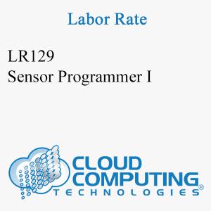 Sensor Programmer I