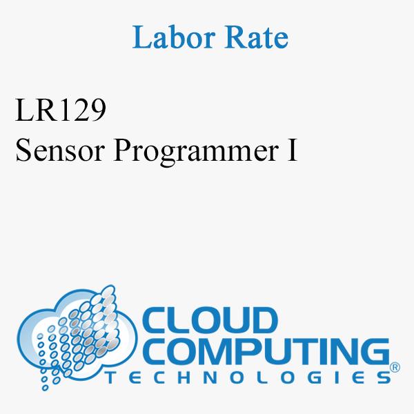 Programador de sensores I