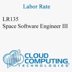 Space Software Engineer III