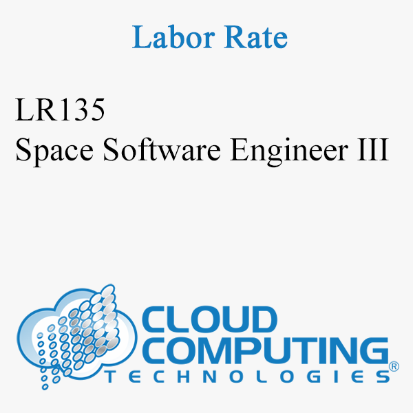 Space Software Engineer III