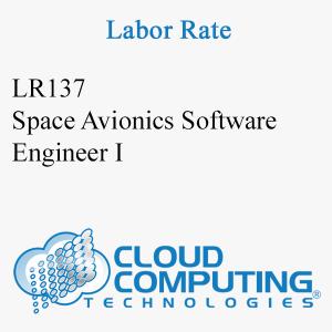 Space Avionics Software Engineer I