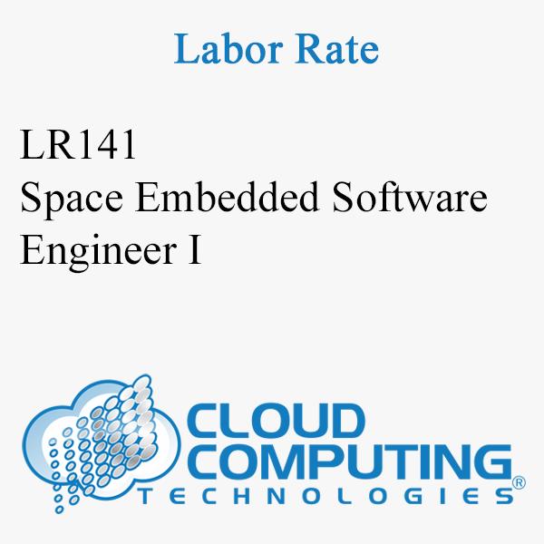 Engenheiro de Software Incorporado Espacial I