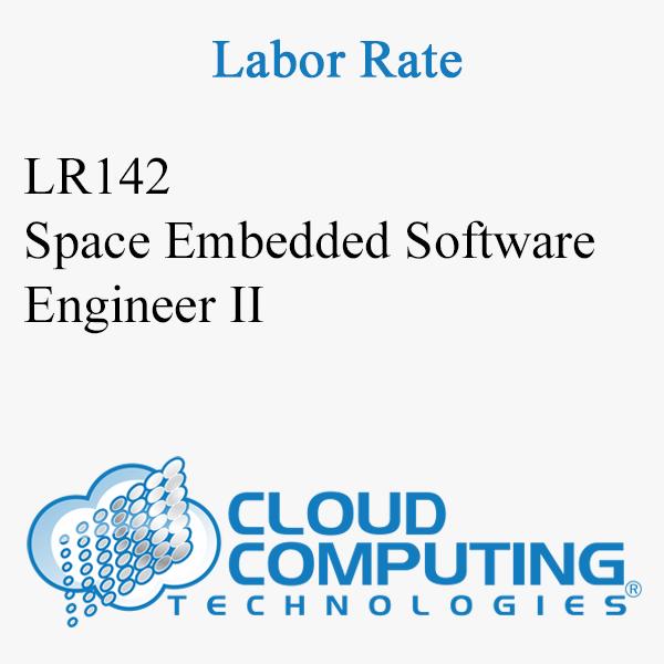 Space Embedded Software Engineer II