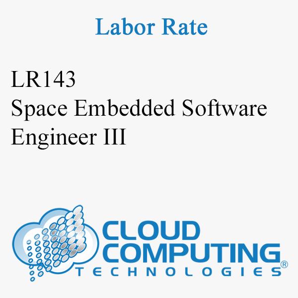 Space Embedded Software Engineer III