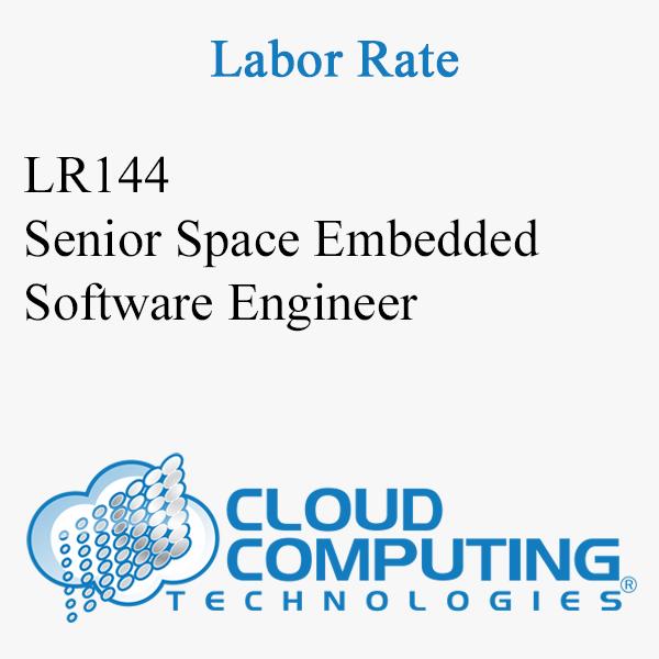 Senior Space Embedded Software Engineer