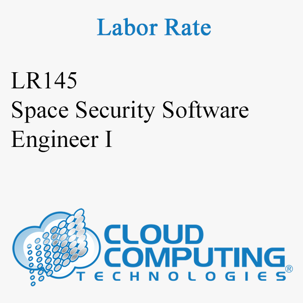Space Security Software Engineer I
