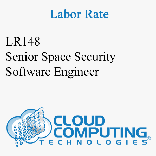Senior Space Security Software Engineer