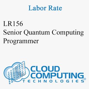 Programmatore senior di quantum computing