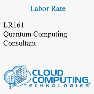 Consulente per l'informatica quantistica