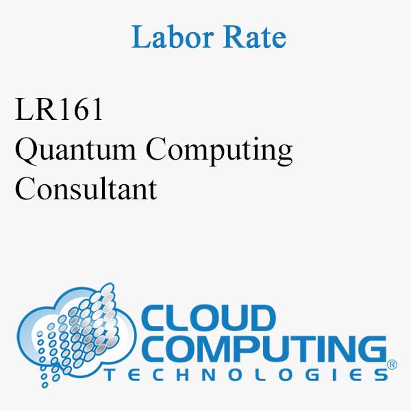 Quantum Computing Consultant