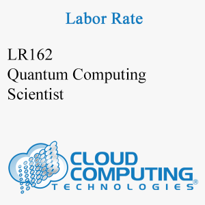 Quantum Computing Scientist