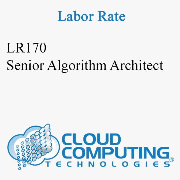 Architecte algorithme principal