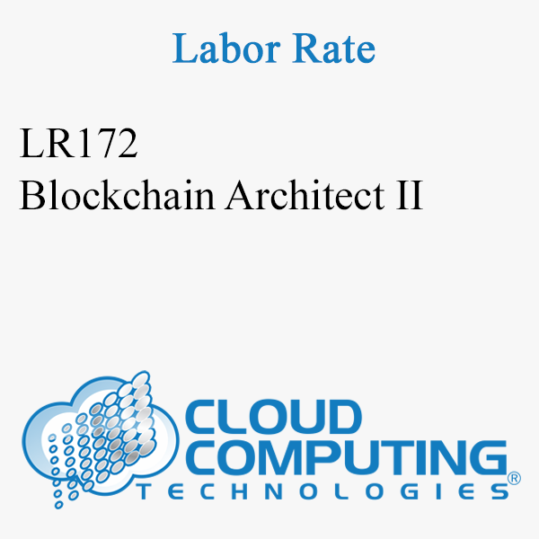 Blockchain Architect II