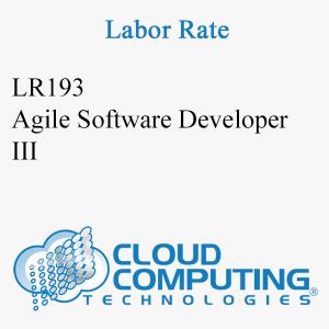 Sviluppatore di software Agile III