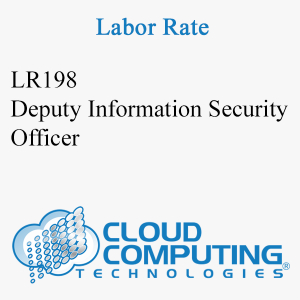 Deputy Information Security Officer