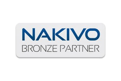Nakivo Bronze Partner